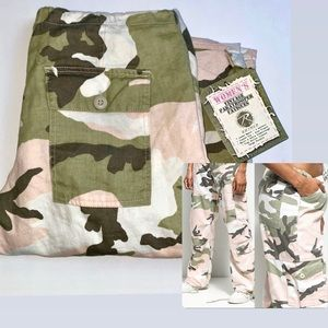 Women's Rothco Vintage Paratrooper Fatigues.
